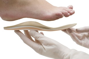 Total Foot Care supplies orthotics